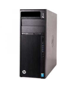 HP Z440 Workstation E5-2670V3 12 Cores/32GB Ram/240GB SSD + 500GB HDD/Nvidia Quadro K2200 4GB