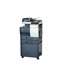 Konica Minolta bizhub C3350 Color Multifunction Laser Printer.
