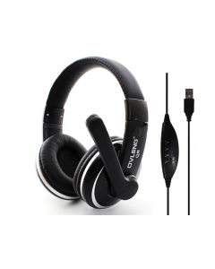 OVLENG Q6 USB Stereo Gaming Headphones Mic Noise Cancelling